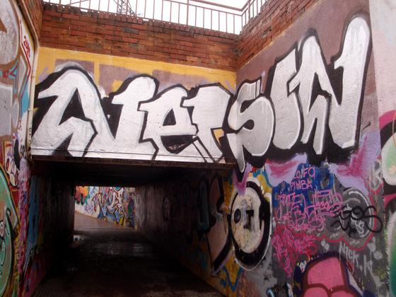 #yo_rayo nelsohn #graffiti