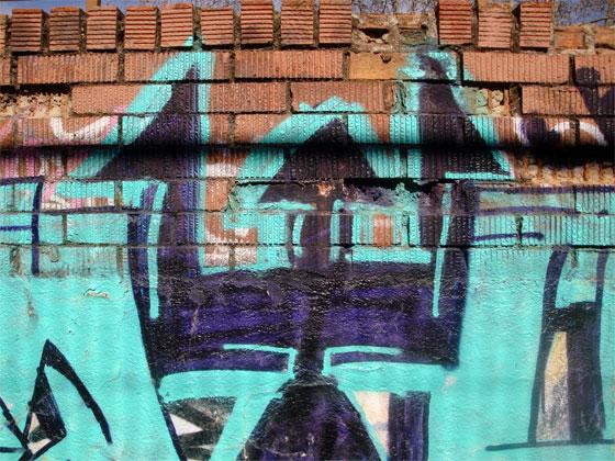 #yo_rayo #graffit tridente #streetart