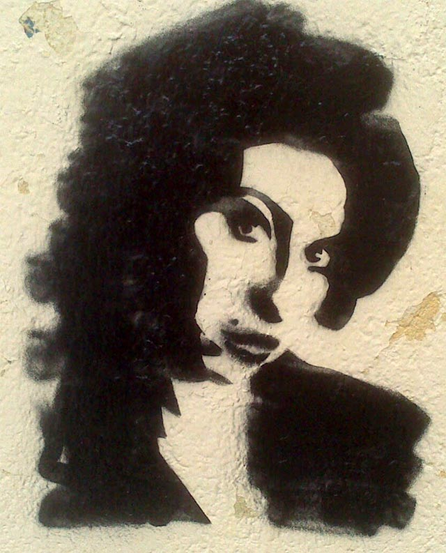 amy_winehouse #streetart